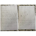 Some of Kyan's super Guided Reading work!