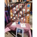 Outdoor Writing Table