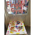 The Finger Gym