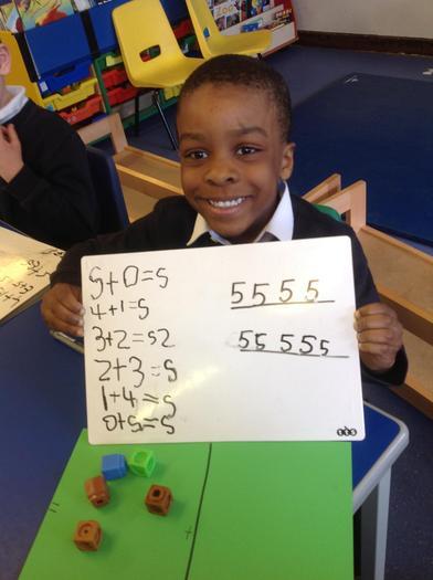 Number sentences!