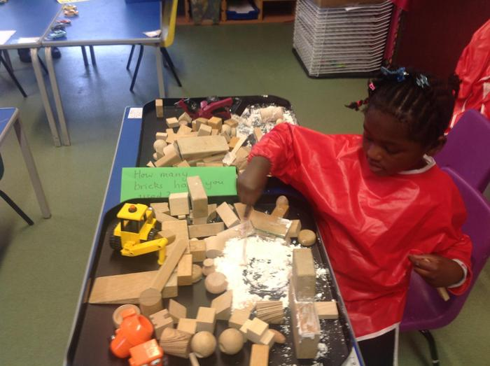 Counting and building