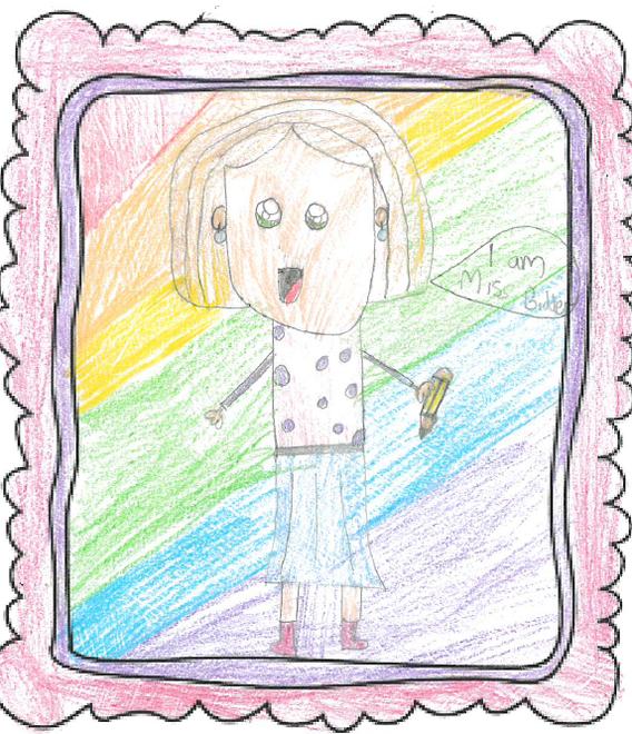 Miss Katherine Bidder - Class Teacher