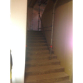 Stairs to Second floor of School