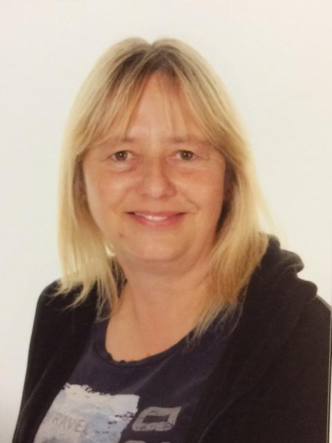 Ms Gail Aldridge, School Food Supervisor & Cleaner