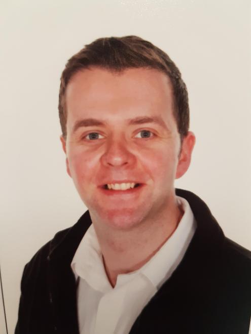 Mr Jake Tilson, ICT Consultant