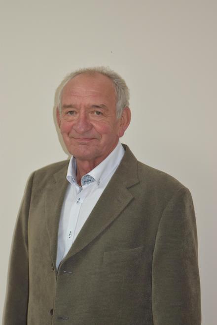 Mr David Hayes, Governor