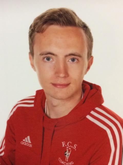 Mr Daniel Woods, Sports Coach & Club Staff