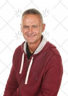 Mr Dave Sharpe, Premises Officer