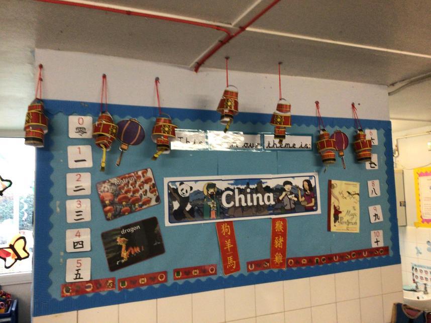 Bubble Chinese lanterns