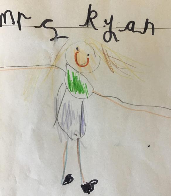 Mrs Morrogh-Ryan