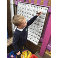 Counting in tens