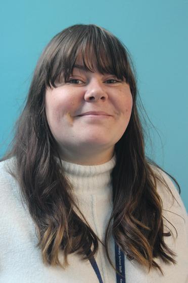 Miss Hannah Gatfield- Year 1 Cedar Class