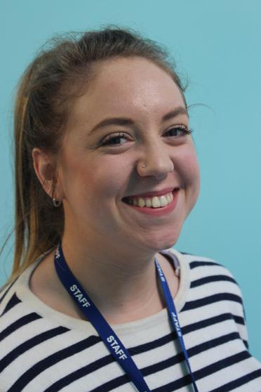 Miss Megan Jessop- Year 1 Cedar Class