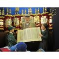 Synagogue trip