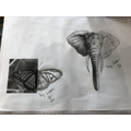 Liam's artwork