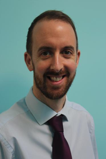 Mr Andrew Hands- Year 1/2 Beech Class and English lead