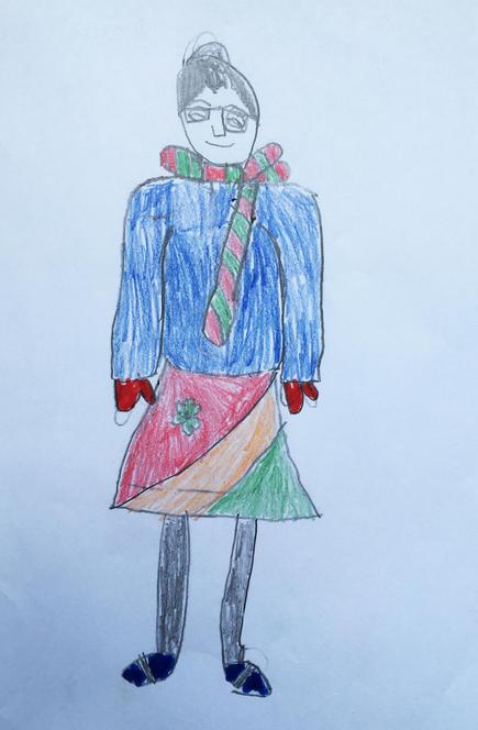 Miss Gigg, Class 6