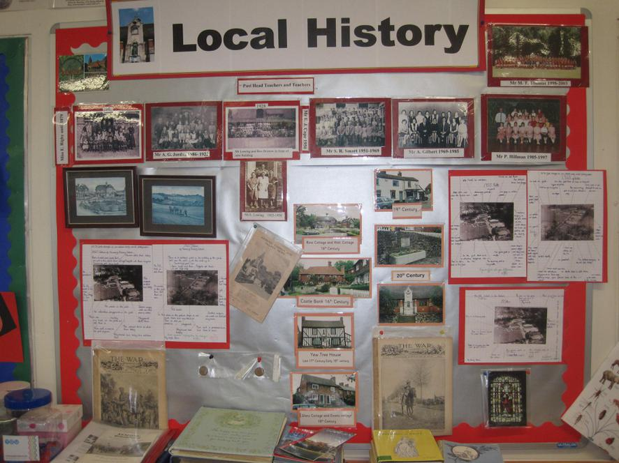 Class 6 - Local History