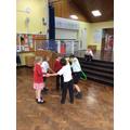 A range of team building activities