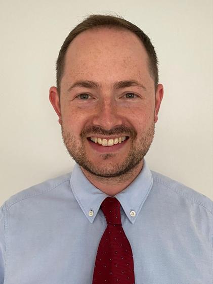 Tom Hardwick - Headteacher