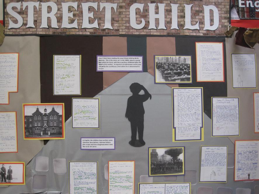 Class 5 - Street Child