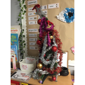 The children had such fun decorating our classroom tree!