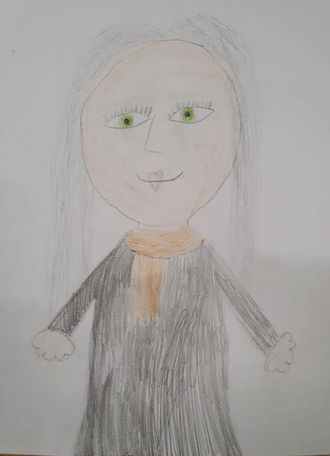 Mrs Scott, Class 1