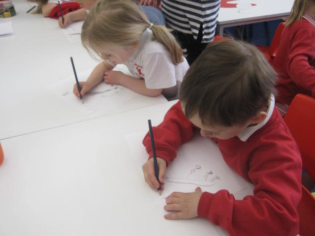 Designing our own dinosaurs