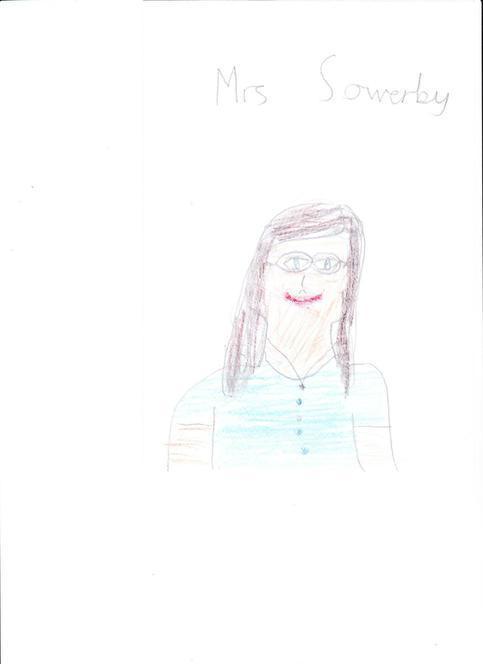 Mrs Sowerby, Class 4