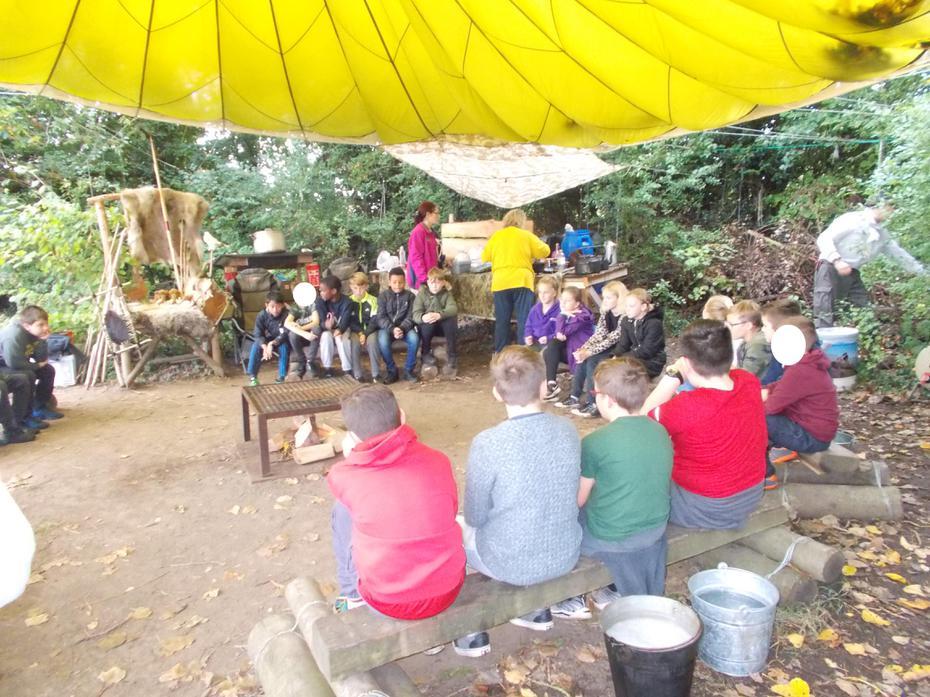 6 Leeds Stone Age Visit