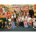 What a great bunch of characters in our class