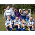 The Girls Football Team.