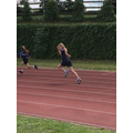 Marnie on her way to 200m bronze!