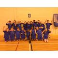 Sportshall Athletics Team.