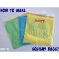 writing bags to help with letter formation