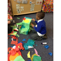 Building our own Chinese dragon