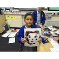 Designing our own masks to show everyone is unique