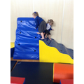 soft play, climbing