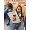 colour mixing and number recognition