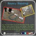 We love a bit of bouncy blending