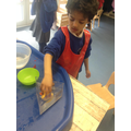 Exploring objects that float and sink