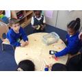 Building a house of sticks