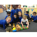 ordering bears by size & problem solving