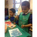 exploring paint mixing