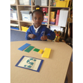 exploring and counting shapes