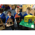 Look at our fabulous Mouse homes