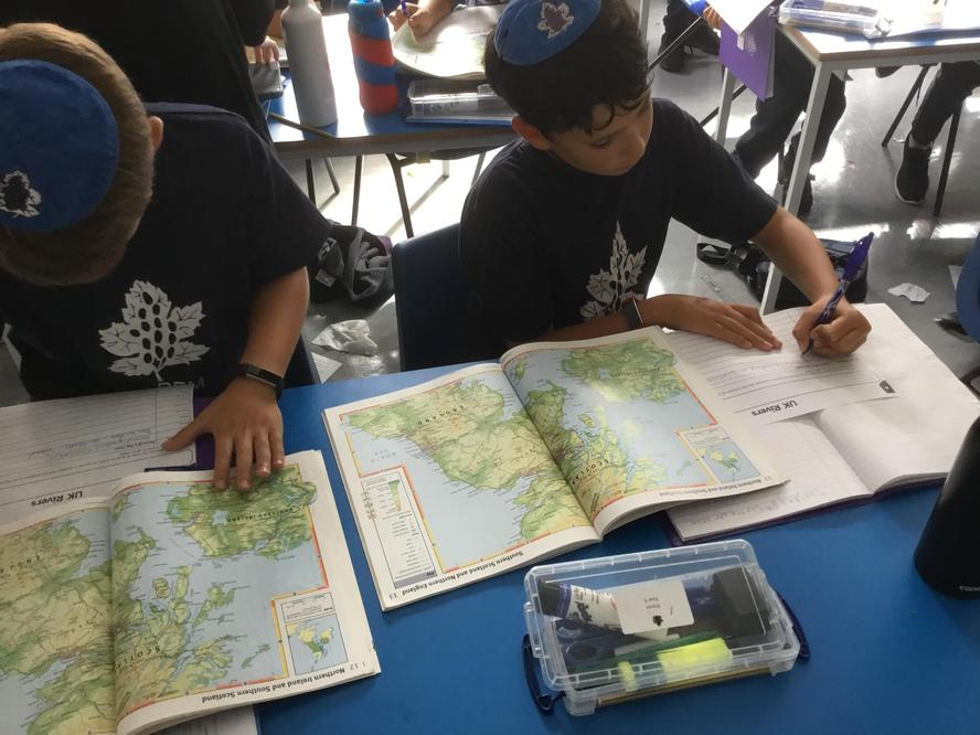 Identifying river sources