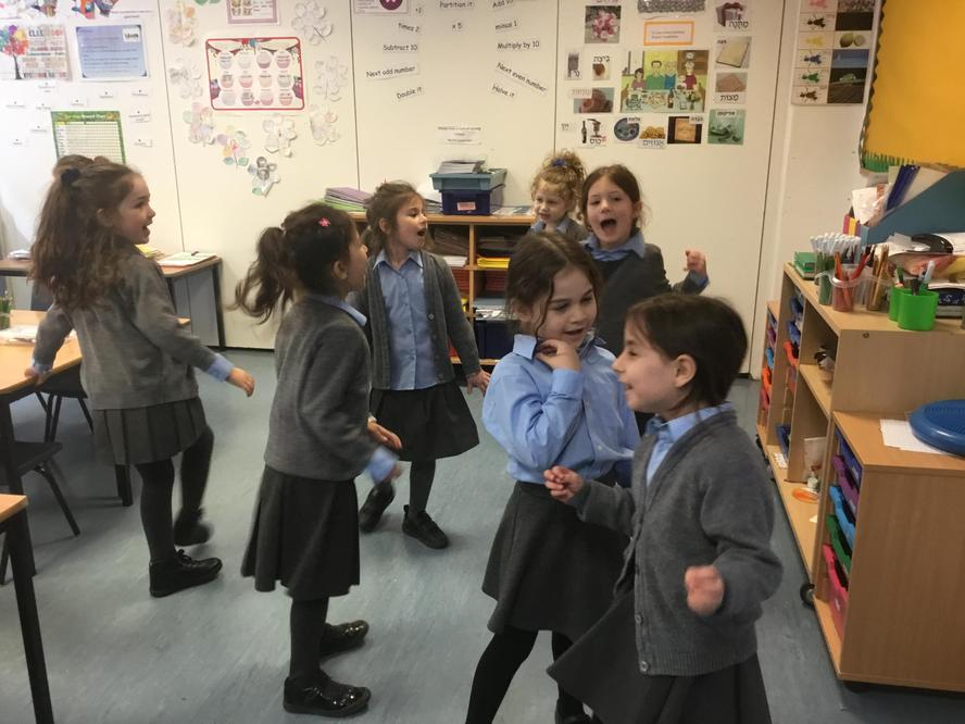 Dancing out our Emotions!