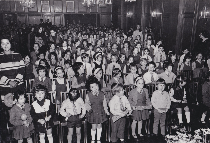 Prize Day October 1970