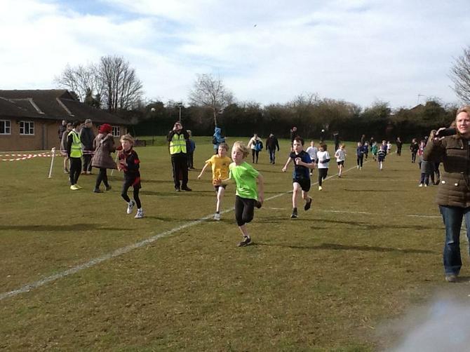 Final sprint!